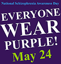 Wear Purple Day logo