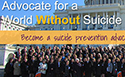World Suicide Prevention Day Sept 10